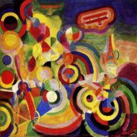 Robert-Delaunay-Homage-to-Bleriot-1914