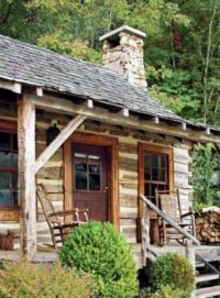 Plantation Home In Tennessee's Great Smoky Mountains