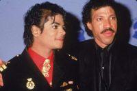 Michael Jackson & Lionel Ritchie