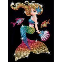 Beautiful Bling Mermaid