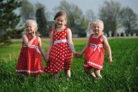 My Grand Daughters l-r Lily, Hayven , Gracie
