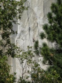 Climb--Yosemite