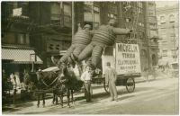 Vintage 1904 Michelin Man