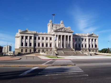 Architecture: Palacio Legislativo, Montevideo