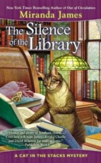 The Silence of the Library (Cat in the Stacks Mystery Book 5)