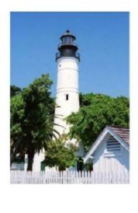 "THEME: ""Lighthouses""  Key West, Florida"