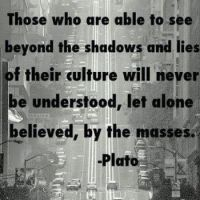 Plato was no dummy, was he