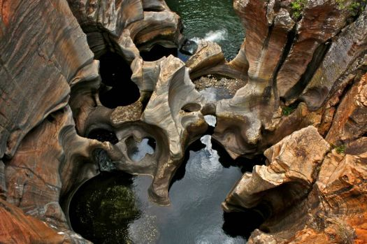 Bourkes Luck Potholes, South Africa