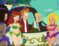 Futurama - Time Travel
