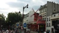 Le Moulin Rouge, Paris, France