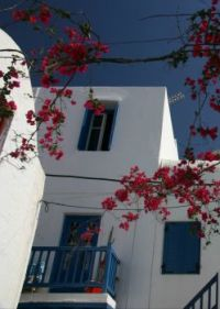 Mykanos, Greece