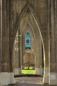 Cathedral Park Portland, Oregon