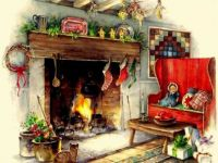 Warm And Cozy Christmas