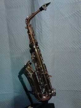 My Saxophone other side