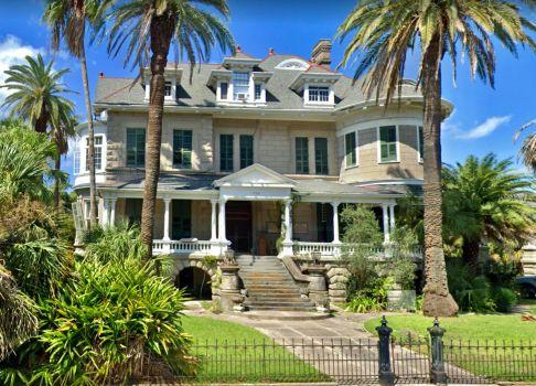 Old Galveston Mansion