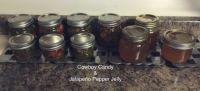 Cowboy Candy & Jalapeño Pepper Jelly