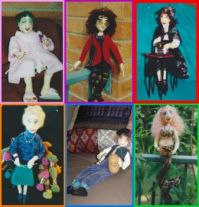 Theme: Toys and Games: Dolls.