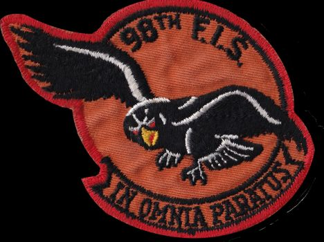 My Old 98th F.I.S. Patch