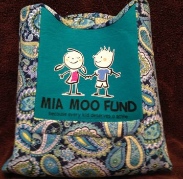 HOME MADE MIA MOO TOTE 256
