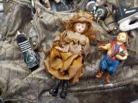 Found dolls
