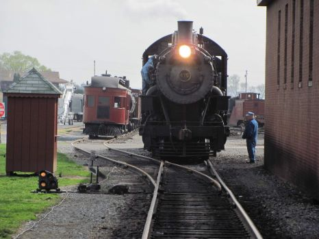 Strasburg Railroad #475