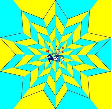 Optical Illusion by E.Dorado