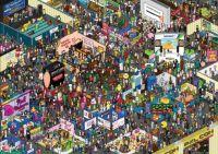Crowded much?