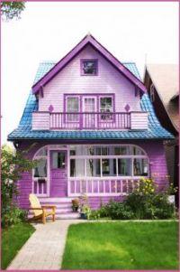 Purple, mauve, lavender?