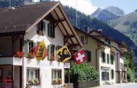 3 flags, Switzerland