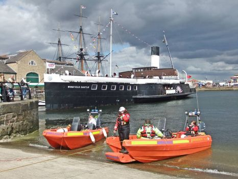 Hartlepool Tall Ships Event