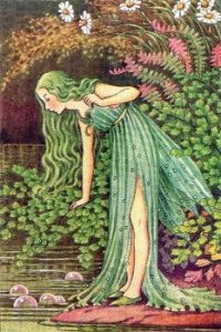 The Maidenhair Fairy