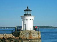 Theme: Bug Light, Portland Breakwater, Maine