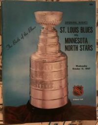 St. Louis Blues Program