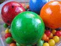 Colourful Jawbreakers