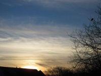 Sunset 13 February 2021