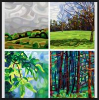 Mandy Budan Collage