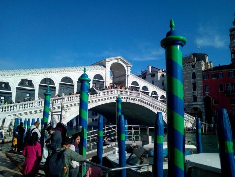 Venice: Ponte di Rialto I.