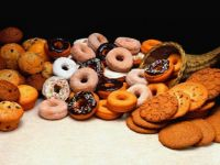 Donuts and other cookies