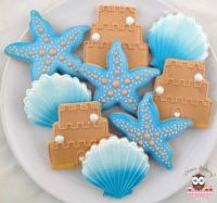 Beachy Cookies