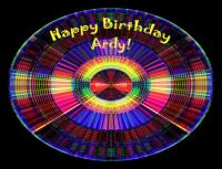 Happy Birthday, Ardy •*¨*•♫♪