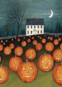 Primitive Pumpkin Patch