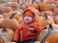 pumpkin boy!