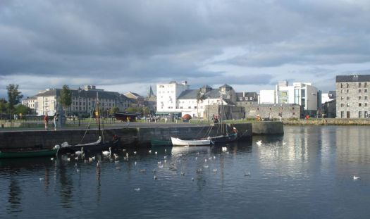 Galway Harbour, Island