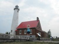 Hayven @ Tawas Point Lighthouse