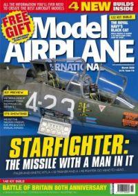 Model Airplane International Magazine March 2020 Issue 176