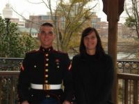 Proud Marine Mom!