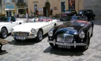 oldtimers in Anduze (Fr)