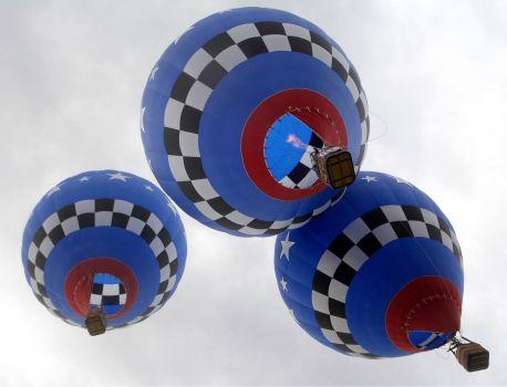 Balloon triplets