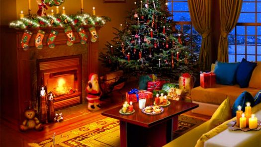 Warm and Cozy, Waiting For Santa