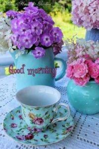 Alvast goedemorgen